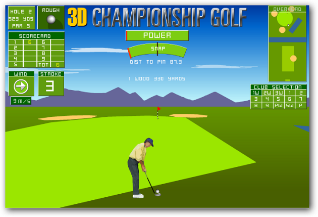 Online Flash Game Image
