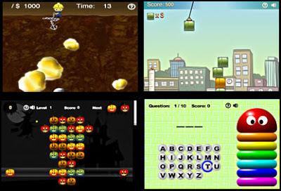 Nano flash Games