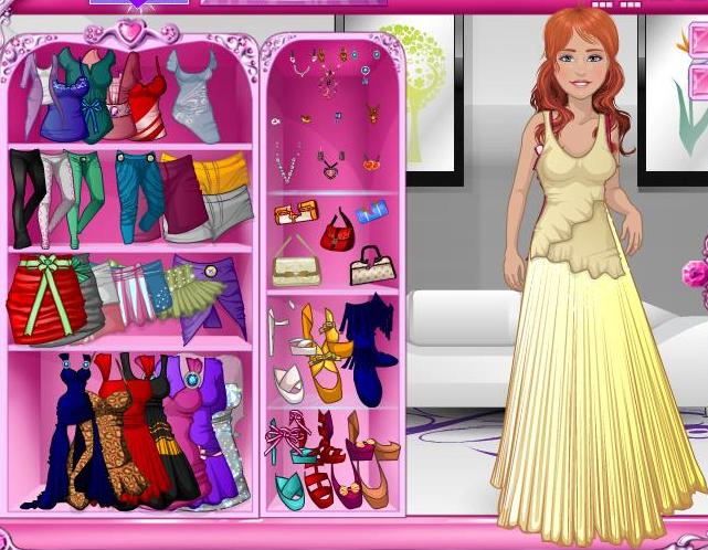 Birthday Party Dress Up Games Online - Formal Dresses